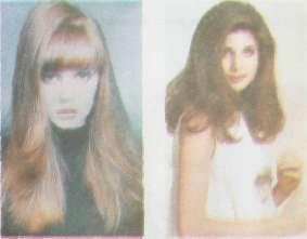 Kalın saç modelleri