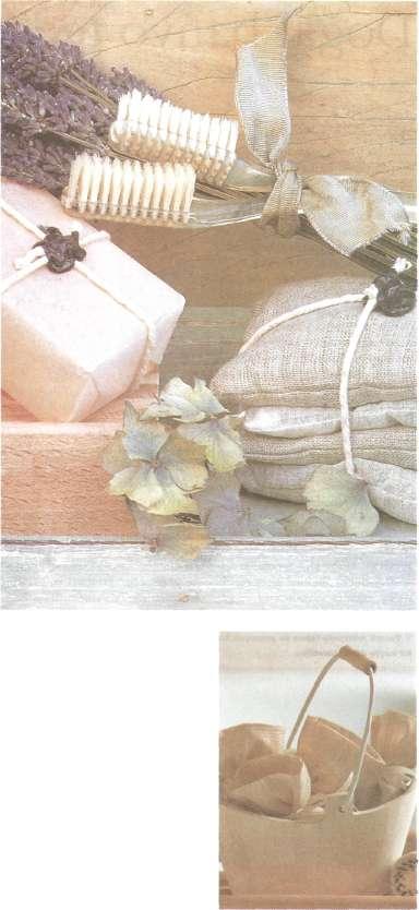 Lavanta ve zeytinyağlı sabun