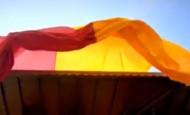 Çöpe Atılan Bayrak Açıldı…