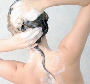 yıpranmış saçlar için şampuan