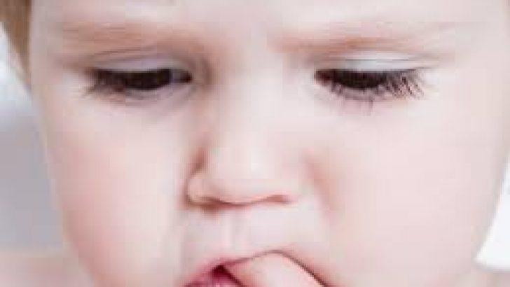 Bebeğiniz Sık Sık Kusuyorsa Dikkat
