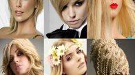 Sarı Saç Renkleri ve Modelleri