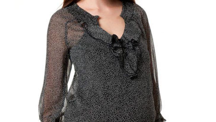 Hamile Bluz Modelleri