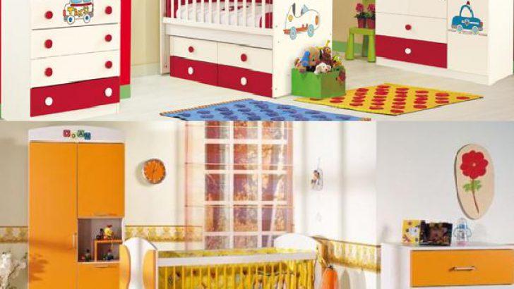 Mondi Bebek Odaları Modelleri