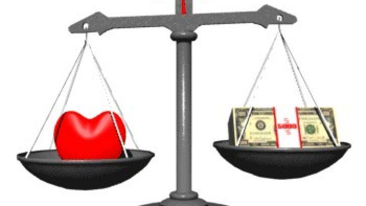 Aşk mı? Para mı?
