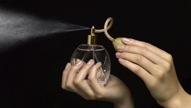 Parfüm Nasıl Saklanır?