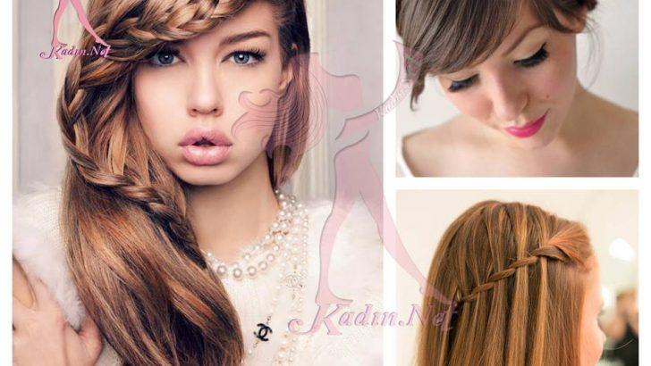 Saç Örgüleri ve Modelleri