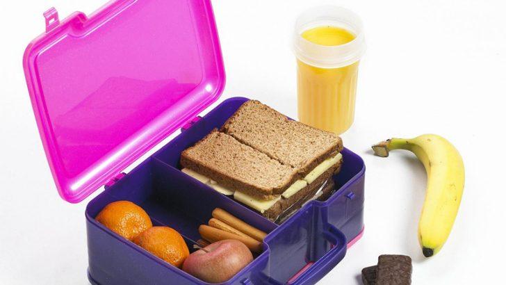 Çocuğunuz İçin Sağlık Beslenme Çantası