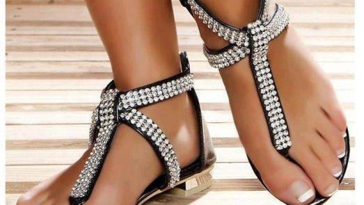 Yaz Sezonu Sandalet Modelleri