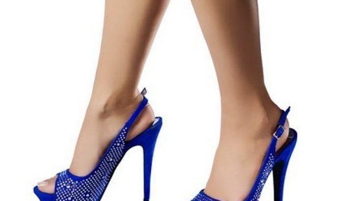 Yeni Sezon Elisse Platform Topuklu Ayakkabılar
