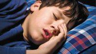 Çocuklarda Diş Gıcırdatma Sorunu
