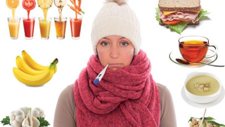Grip İken Beslenmenin Önemi
