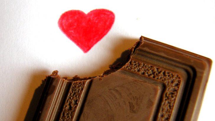 Çikolatalardan Aşk Çıkarmak!