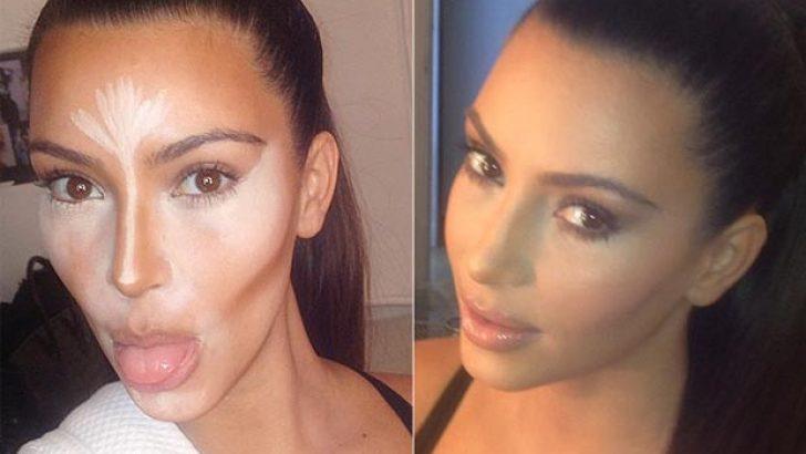 Kim Kardashian Makyajı Nasıl Yapılır?
