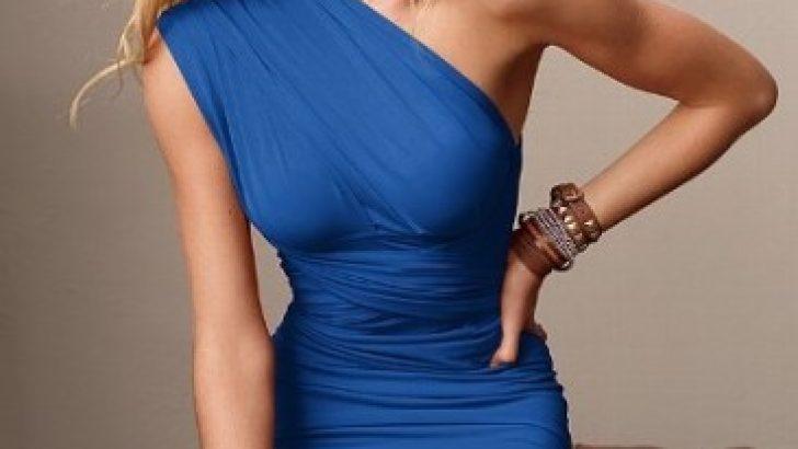 Desen Desen En Şık Yazlık Bayan Elbise Modelleri