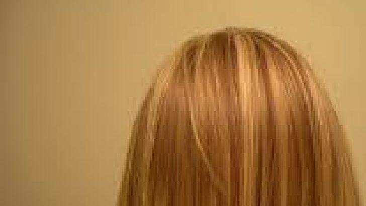 Son Moda Saç Röfleleri