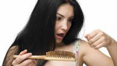Saç dökülmesine Elveda