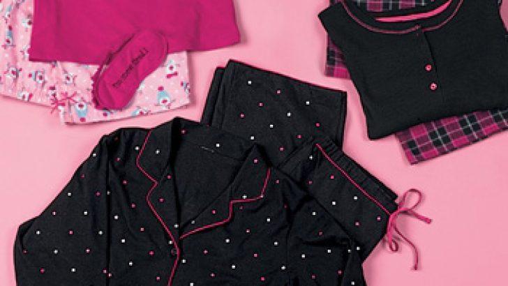 En Güzel Bayan Penye Pijama Takımları