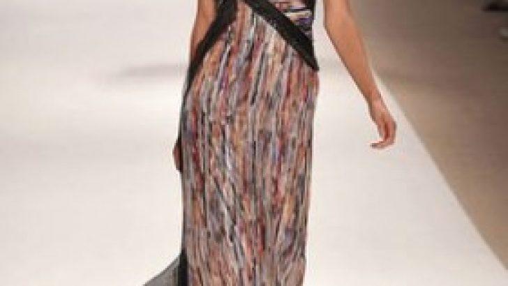 En Güzel Maxi Elbise Modelleri