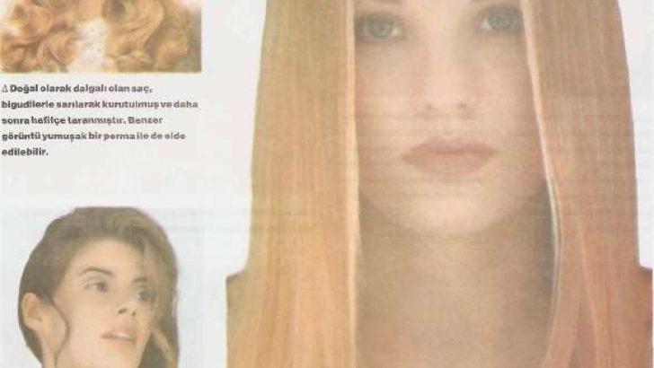 Uzun Saçlar İçin Modeller