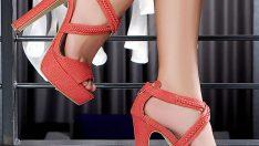 Yeni Trend Kalın Topuklu Ayakkabılar