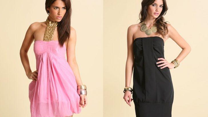 Yeni Trend Yazlık Elbise Modelleri