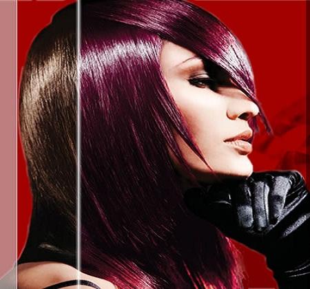 Boyalı Renkleri, Parlak Saçlar