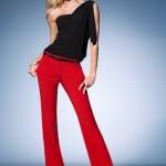 en güzel yazlık pantolon modelleri