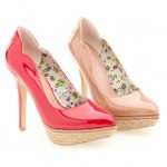 flo rugan topuklu ayakkabı örnekleri
