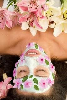 cilek maskeleri, bitkisel bakımlar