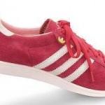 pembe süet adidas spor ayakkabı örnekleri