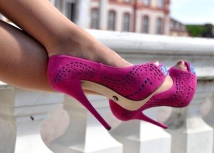 En Güzel Yeni Trend Platform Topuklu Ayakkabılar