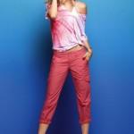 popling kargo bayan pantolon örnekleri