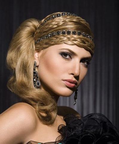 abiye saç modelleri, genç kız abiye saçları, saç bakımı