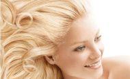 Saç bakımı için saç köklerini besleyin