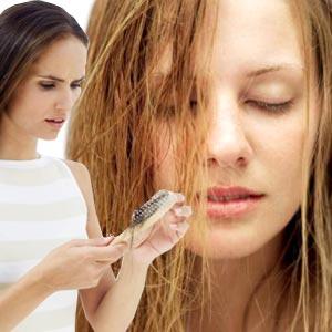 Saç Dökülmelerine Sebepler