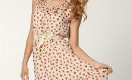 2012 Trend Mini Elbise Örnekleri