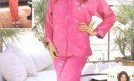 En Güzel İpek Pijama Takımları