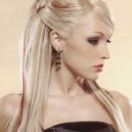 uzun saç tasarımı