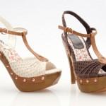 yüksek topuklu flo ayakkabı örnekleri