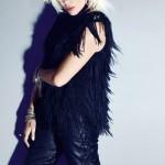 yeni sezon 2012 yazlık siyah kıyafet kombinleri