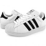 yeni trend adidas süper star spor ayakkabı örneği